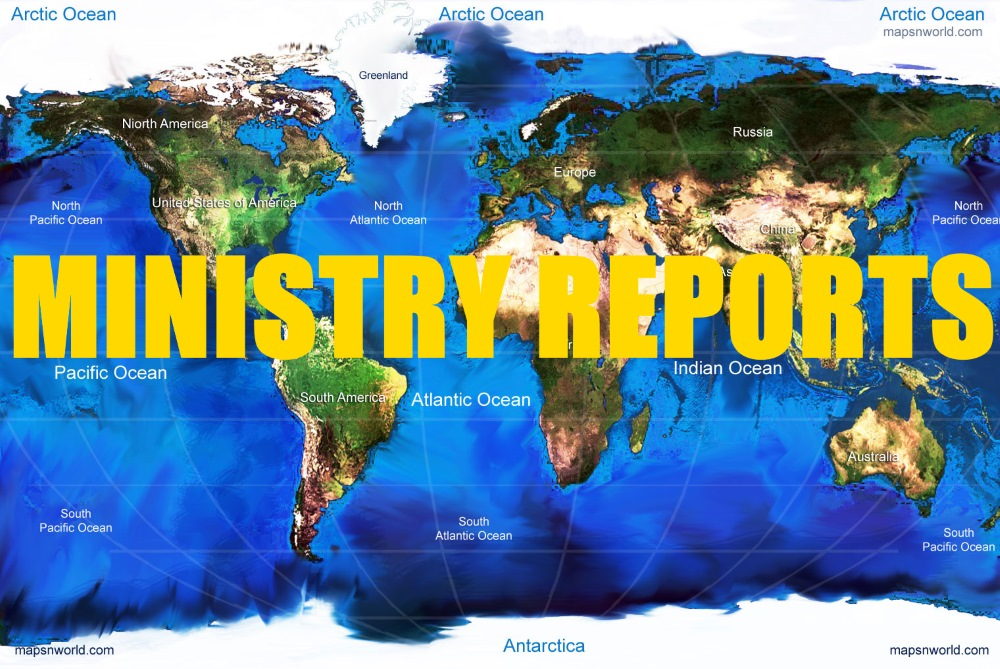 Ministry Reports